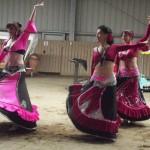 Orientalische Tanzgruppe - aus Wittenberg 1/2